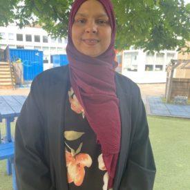Mrs Fariza Mussa
