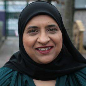 Mrs Jamila Essat
