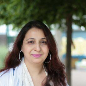 Mrs Noreen Hussain