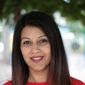 Mrs Rehana Anwar