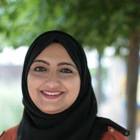 Mrs Sara Seedat