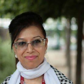 Mrs Shabina Ghanchi