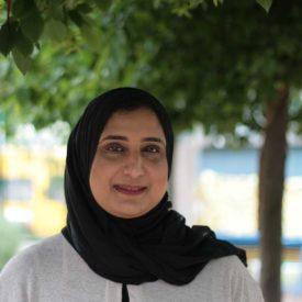 Mrs Tahera Chanchwelia