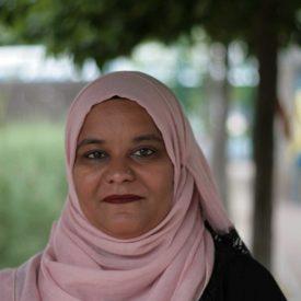 Mrs Tasleem Ibrahim