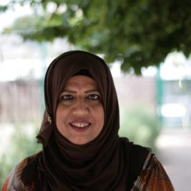 Mrs Yasmeen Lorgat