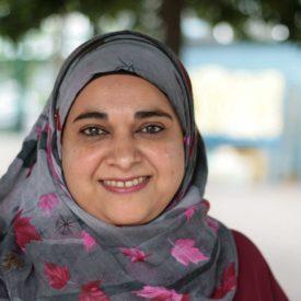 Mrs Zohra Alimohamed