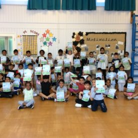 A year at Uplands Infant & Nursery School!